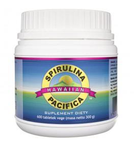 Cyanotech Spirulina Pacifica® (Spirulina Hawajska) - 600 tabletek