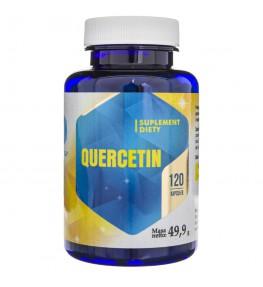Hepatica Quercetin 316 mg - 120 kapsułek