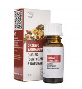Naturalne Aromaty Olejek identyczny z naturalnym Drzewo Sandałowe - 12 ml