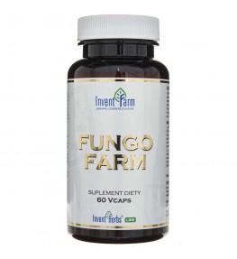 Invent Farm Fungo Farm - 60 kapsułek