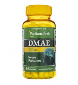 Puritan's Pride DMAE 100 mg - 100 kapsułek