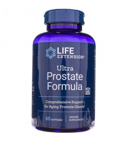 Life Extension Ultra Formuła dla Prostaty - 60 kapsułek