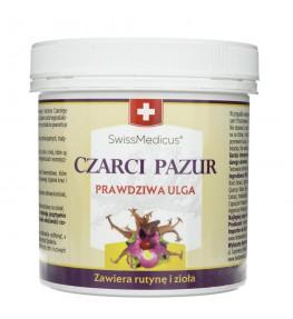 Herbamedicus Czarci pazur z rutyną - 250 ml