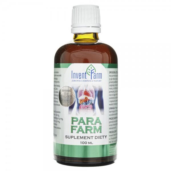 Invent Farm Para Farm płyn doustny - 100 ml