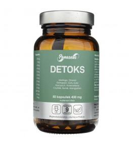 Panaseus Detoks 440 mg - 50 kapsułek
