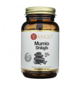 Yango Mumio - 40% kwasów fulwowych - 90 kapsułek