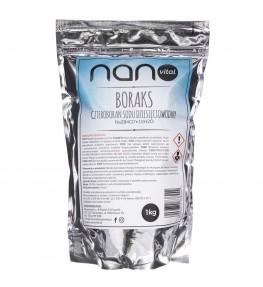 Nanovital Boraks czteroboran sodu 10-wodny - 1 kg
