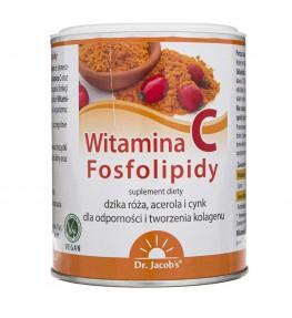 Dr. Jacob's Liposomalna Witamina C Fosfolipidy - 150 g