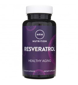 MRM Resveratrol - 60 kapsułek