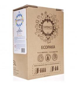 Swonco Ecopaka Płyn do mycia naczyń Cytrusy i Aloes - 3 l