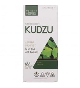 Medica Herbs Kudzu 600 mg - 60 kapsułek