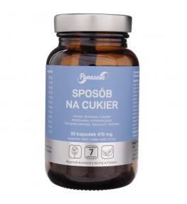 Panaseus Sposób na cukier 470 mg - 50 kapsułek