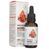 Aura Herbals Witamina ADEK w kroplach - 30 ml