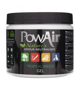 PowAir Żel neutralizator zapachów Tropical Breeze - 400 g