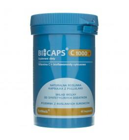 Formeds Bicaps Witamina C 1000+ - 60 kapsułek