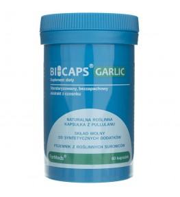 Formeds Bicaps Garlic - 60 kapsułek