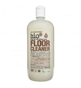 Bio-D Płyn do mycia podłóg z mydłem z siemienia lnianego - 750 ml