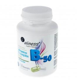 Aliness Witamina B Complex B-50 - 100 kapsułek