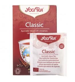 Yogi Tea Classic Herbatka klasyczna - 17 saszetek