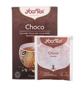 Yogi Tea Choco Herbatka czekoladowa z kakao - 17 saszetek