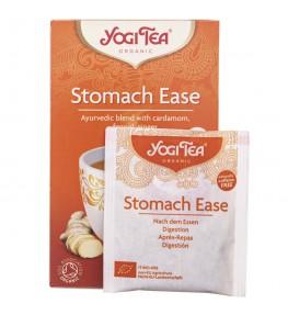 Yogi Tea Stomach Ease Herbata na trawienie - 17 saszetek