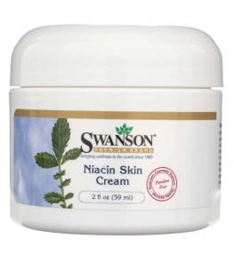 Swanson Niacyna w kremie - 59 ml