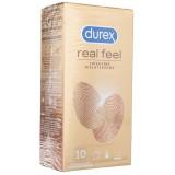 Durex prezerwatywy Real Feel - 10 sztuk