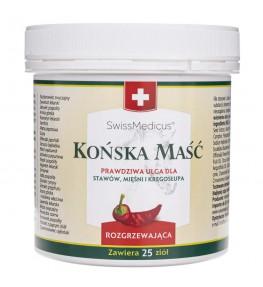 Herbamedicus Maść końska rozgrzewająca - 250 ml
