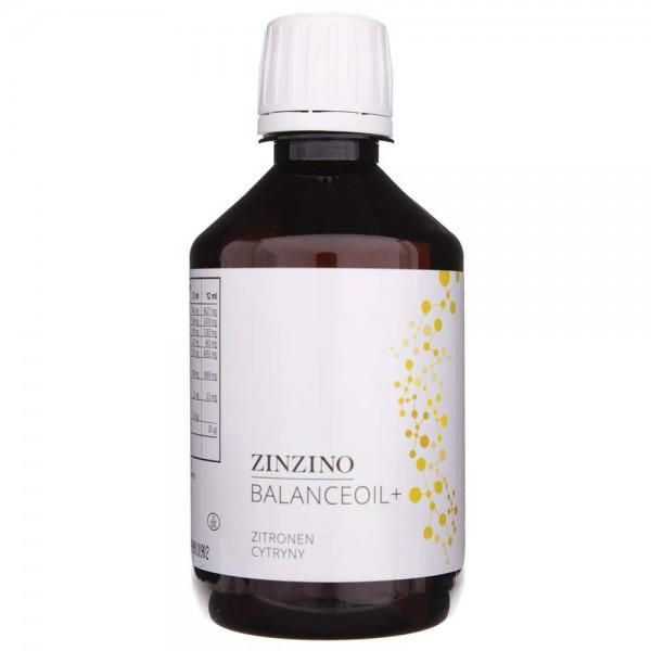 Zinzino BalanceOil+ o smaku cytrynowym - 300 ml