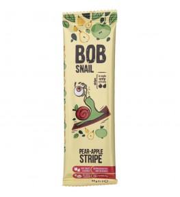 Bob Snail Przekąska jabłkowo-gruszkowa bez dodatku cukru - 14 g