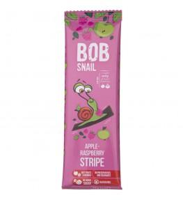 Bob Snail Przekąska jabłkowo-malinowa bez dodatku cukru - 14 g