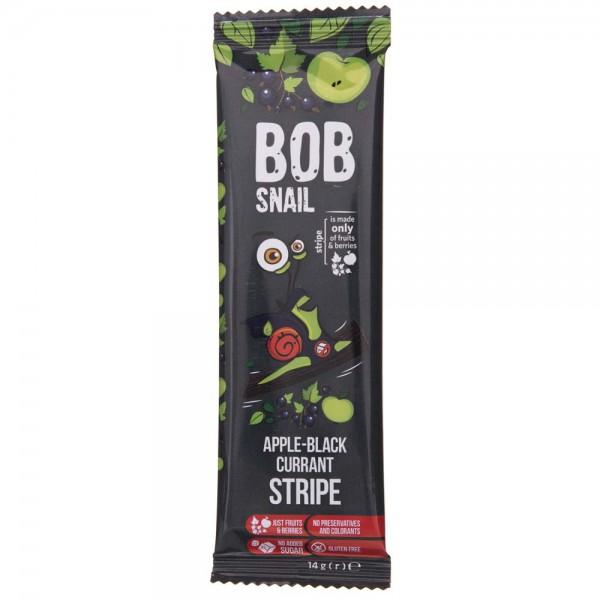 Bob Snail Przekąska jabłkowo-porzeczkowa bez dodatku cukru - 14 g