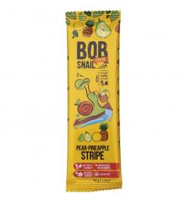 Bob Snail Przekąska gruszkowo-ananasowa bez dodatku cukru - 14 g