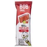 Bob Snail Przekąska galaretka jabłkowo-wiśniowa bez dodatku cukru - 38 g