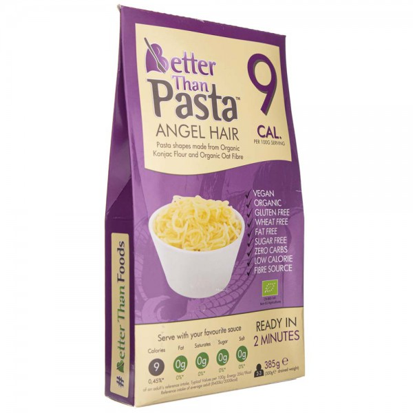 Better Than Foods Makaron Konjac angle hair - 385 g