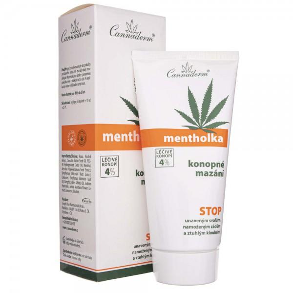 Mentholka Chłodzący żel na bóle mięśniowe i stawowe - 200 ml