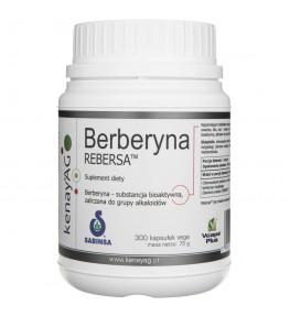 Kenay Berberyna REBERSA® - 300 kapsułek