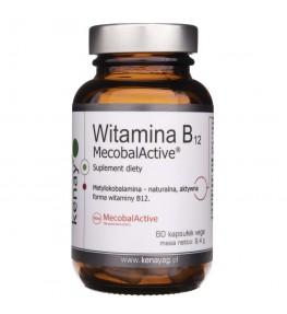Kenay Witamina B12 MecobalActive® - 60 kapsułek
