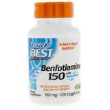 Doctor's Best Benfotiamina 150 mg - 120 kapsułek