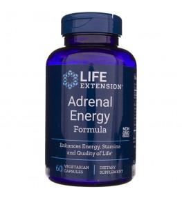 Life Extension Adrenal Energy Formula - 60 kapsułek