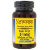 Swanson Kwas R Alfa Liponowy (R-Fraction) 50 mg - 60 kapsułek