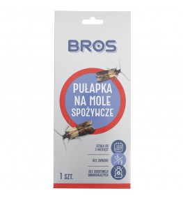 Bros Pułapka na mole spożywcze - 1 sztuka
