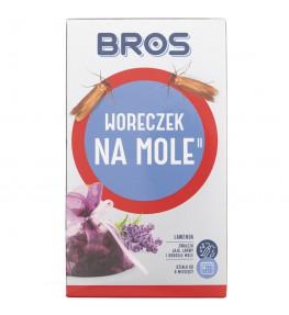 Bros Woreczek na mole - lawenda