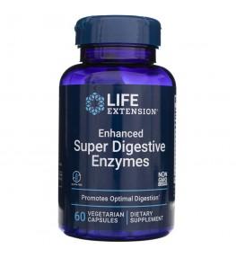 Life Extension Super Enzymy Trawienne - 60 kapsułek