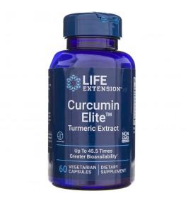 Life Extension Kurkumina Elite™ ekstrakt z kurkumy - 60 kapsułek