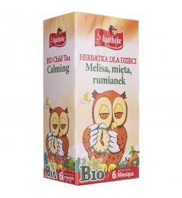Apotheke Herbatka Bio dla dzieci uspokajająca - 20 saszetek
