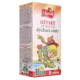 Apotheke Herbatka Bio dla dzieci lipa, czarny bez, rumianek - 20 saszetek