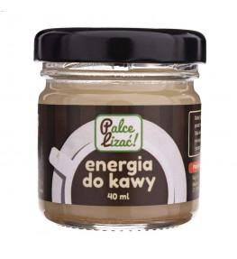 Palce Lizać Energia do kawy - 40 ml