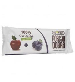 Porcja Dobra Przekąska jabłkowo - śliwkowa - 16 g