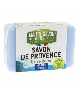 Mydło marsylskie morskie 100 g - Maître Savon